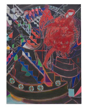 tbt by Jackie Gendel contemporary artwork