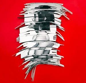 Ejercicio de Entropia 4 by Pablo Boneu contemporary artwork
