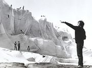50 Years of Kaldor Public Art Projects: Penelope Seidler remembers Wrapped Coast