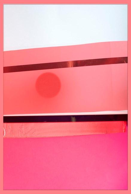 Circle Haze by Lydia Wegner contemporary artwork