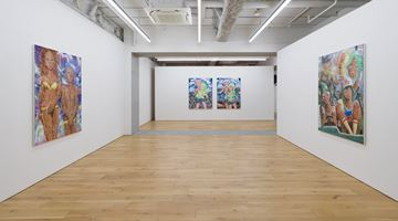 Contemporary art exhibition, Koichi Enomoto, NEW LIFE!! at Taro Nasu, Tokyo