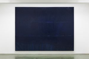 Blue Surface No.1 by Koji Enokura contemporary artwork