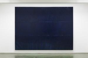 Blue Surface No.1 by Koji Enokura contemporary artwork