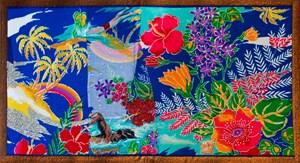 Tropical Delight 一角天堂 by Fu-sheng Ku contemporary artwork