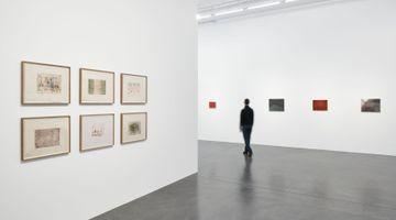 Contemporary art exhibition, Guillermo Kuitca, Guillermo Kuitca at Hauser & Wirth, Limmatstrasse, Zürich, Zurich