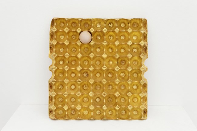 200g Gold, 62g Protein by He Xiangyu contemporary artwork