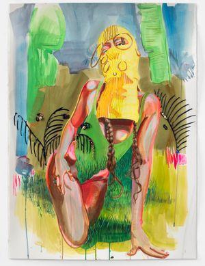 Guahi #3 by Gisela McDaniel contemporary artwork