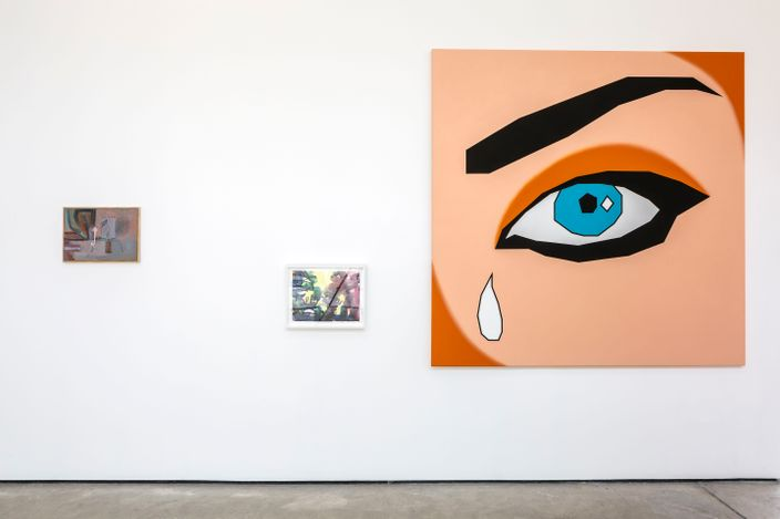 Exhibition view: Group Exhibition, I Know Where I'm Going Who Can I Be Now, The Modern Institute, Osborne Street, Glasgow (1–22 May 2021). Courtesy the Artist and The Modern Institute/ Toby Webster Ltd., Glasgow. Photo: Keith Hunter.