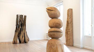Contemporary art exhibition, David Nash, The Many Voices of the Trees at Galerie Lelong & Co. Paris, 13 Rue de Téhéran, Paris