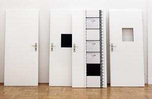 Ohne Titel by Heinrich Dunst contemporary artwork