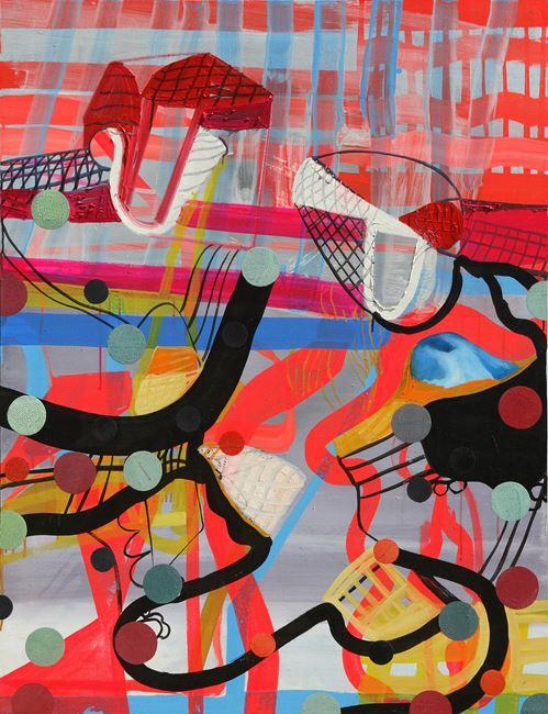 Light of System by Sunwang Qwon contemporary artwork