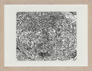 Partitur 7 by Dieter Appelt contemporary artwork