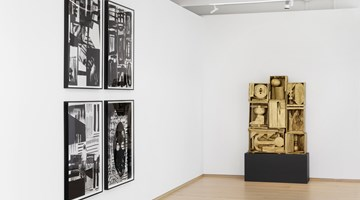 Contemporary art exhibition, Group Exhibition, LeWitt, Nevelson, Pendleton Part II at Pace Gallery, Geneva