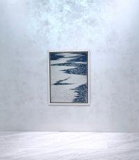 Lake Tagokura by Soichiro Tomioka contemporary artwork painting