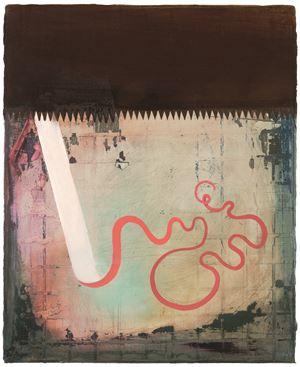 Happy Go Locky by Henriette Grahnert contemporary artwork