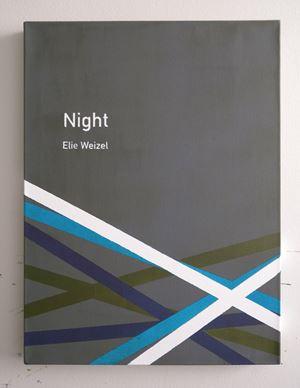 Night / Elie Wiesel by Heman Chong contemporary artwork
