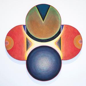 Centrovision 902 by Mahirwan Mamtani contemporary artwork