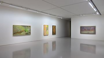 Contemporary art exhibition, Tommy Chen, A Trailblazer in Abstract Art at Eslite Gallery, Taipei