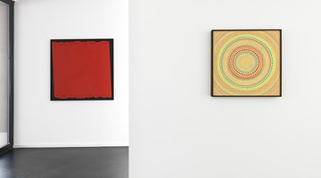Contemporary art exhibition, Minoru Onoda, Paintings: 1960s onward at Anne Mosseri-Marlio Galerie, Basel