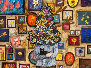 Gift 15 by Yuichi Hirako contemporary artwork