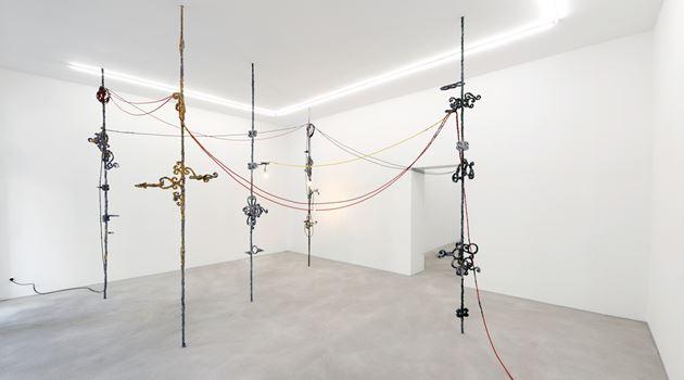 Rolando Anselmi contemporary art gallery in Berlin, Germany