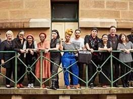 The first 33 artists in 2020 Biennale of Sydney: NIRIN
