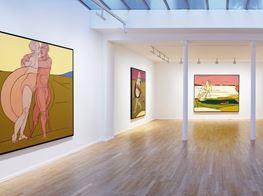 """Valerio Adami<br><em>Les années 80</em><br><span class=""""oc-gallery"""">Templon</span>"""