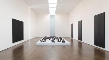 Contemporary art exhibition, Idris Khan, Absorbing Light at Victoria Miro, Wharf Road, London