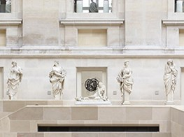 Jean-Michel Othoniel decodes the secret language of flowers in the Louvre's collections