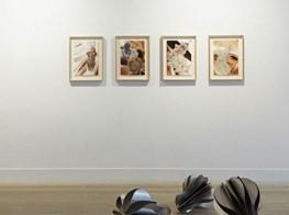 In Balance: Kalliopi Lemos searches for equilibrium at Gazelli Art House