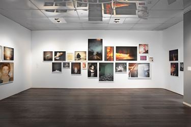Exhibition view: Todd Hido,Selections from a Survey: Khrystyna's World, Reflex Amsterdam (12 September–21 November 2015). Courtesy Reflex Amsterdam.