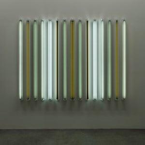 Mint Condition by Robert Irwin contemporary artwork installation