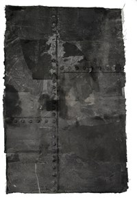 Brooklyn Note #4 布鲁克林的音符之四 by Lin Yan contemporary artwork mixed media