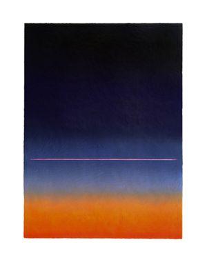 Horizon Line No. 21 by Henry Hudson contemporary artwork