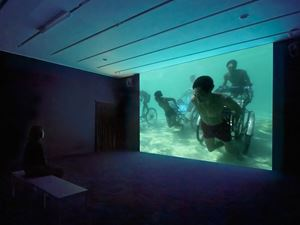 Memorial Project Nga Trang, Vietnam: Towards the Complex For the Courageous, the Curious and the Cowards by Jun Nguyen-Hatsushiba contemporary artwork moving image
