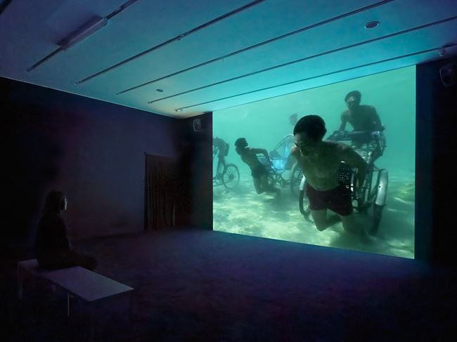 Memorial Project Nga Trang, Vietnam: Towards the Complex For the Courageous, the Curious and the Cowards by Jun Nguyen-Hatsushiba contemporary artwork