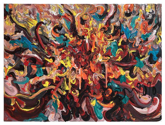 Spirit of Flower 5 by Ren Sihong contemporary artwork