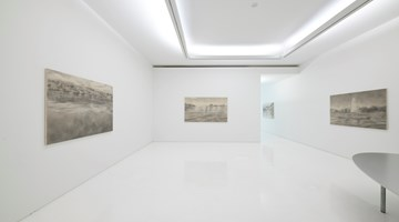 Contemporary art exhibition, Naofumi Maruyama, Lascaux and Weather at ShugoArts, Tokyo, Japan
