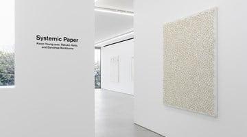 Contemporary art exhibition, Kwon Young-woo, Rakuko Naito, Dorothea Rockburne, Systemic Paper at Blum & Poe, Tokyo