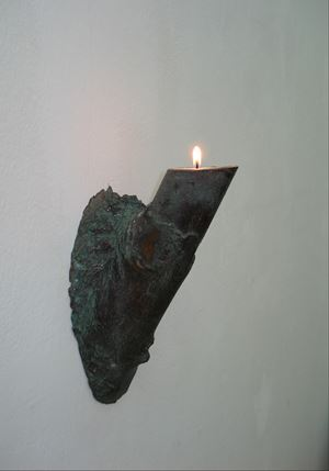 Sconce by Willem Speekenbrink contemporary artwork