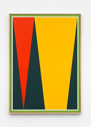 Début 2000 by Léon Wuidar contemporary artwork