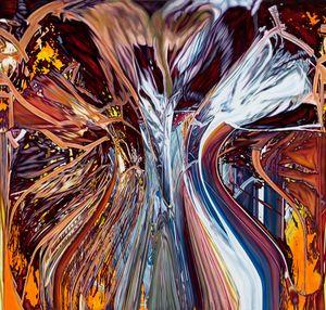 POST-CALIFORNIA by Jin Meyerson contemporary artwork