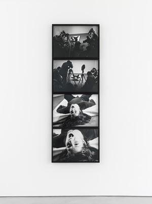 Freeing the Voice, 1975 by Marina Abramović contemporary artwork