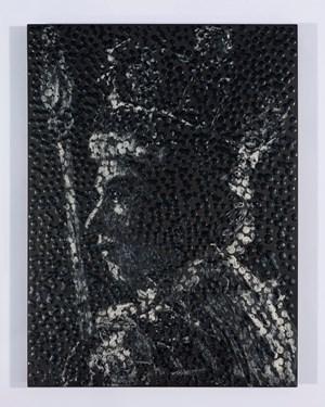 Untitled (QWGS) by Daniel Boyd contemporary artwork