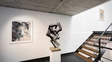Contemporary art exhibition, Jake Michael Singer, In Murmurs at THK Gallery , Cape Town