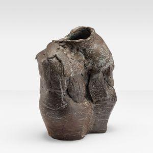 Constructed Vase by Heidi Kippenberg contemporary artwork sculpture