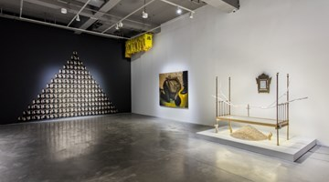 Contemporary art exhibition, Leslie de Chavez, The Allegory of the Cave | 洞穴之喻 at Arario Gallery, Shanghai