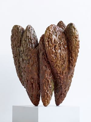 Untitled by Tony Cragg contemporary artwork sculpture