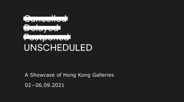 Contemporary art art fair, UNSCHEDULED 2021 at Karin Weber Gallery, Hong Kong, SAR, China