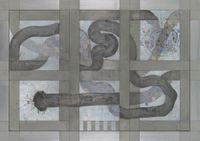 Omnium Gatherum 47 by Julia Morison contemporary artwork painting